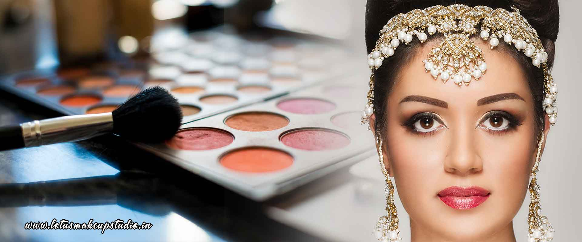 Women Beauty Parlour & Salon Ladies Make-up Bridal Makeup Studio in Ludhaina Punjab